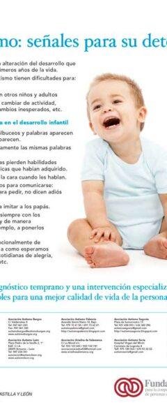 Autismo: señales para su detección.