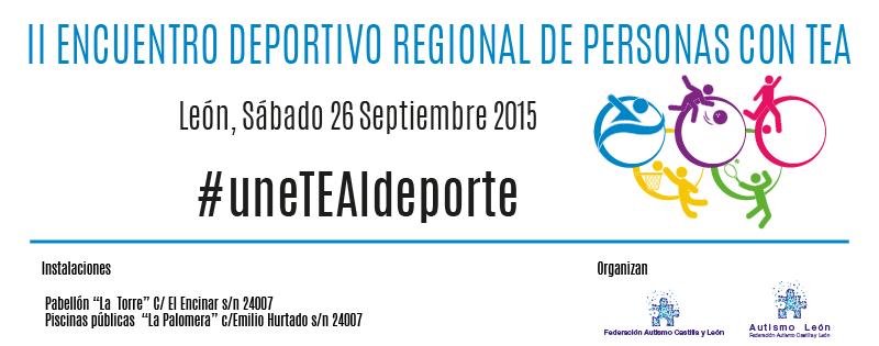 II Encuentro Deportivo Regional de personas con Trastorno del Espectro del Autismo (T.E.A.) de Castilla y León