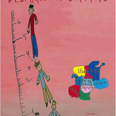 """Poster informativo campaña """"Midamos el Desarrollo Infantil"""""""
