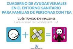 Cuaderno de ayudas visuales para familias