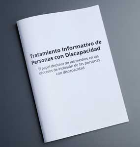 Tratamiento Informativo Personas con Discapacidad
