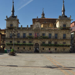 Edificio Consistorial (antiguo Ayuntamiento), LÉÓN.