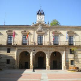 Casa Consistorial, Miranda de Ebro, Burgos