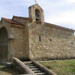 Ermita de San Roque, Quintana Martín Galíndez, BURGOS
