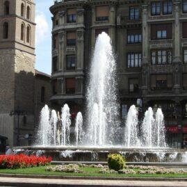Fuente de Santo Domingo, LÉÓN.