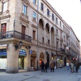Calle Concejo, SALAMANCA