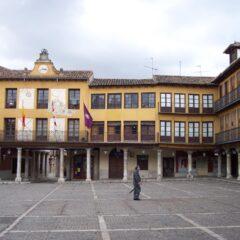 Ayuntamiento de Tordesillas, VALLADOLID.