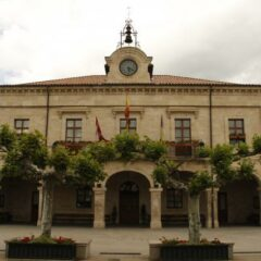 Ayuntamiento de Villarcayo, Burgos.
