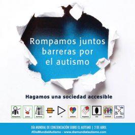 Día Mundial Autismo 2017 Castilla y León