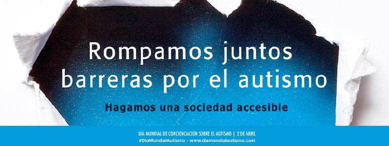 Día Mundial Autismo 2017