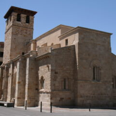 Iglesia de Santiago de Burgo, ZAMORA.