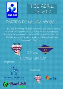 """Partido de la liga El Club """"Recoletas Atlético Valladolid"""