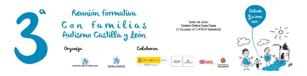 3ª Formación a Familias Autismo Castilla y León