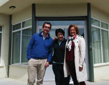 Visita Burgos la exdiputada mexicana impulsora de la Ley de Proteccción del Autismo