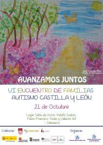 Encuentro de familias de personas con TEA de Castilla y León.