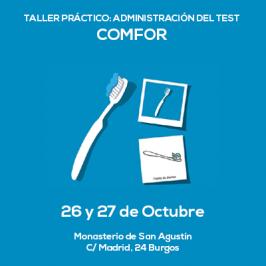 Taller práctico: Administración del Comfor