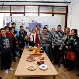 Desayuno para celebrar los 25 años de la asociación Ariadna