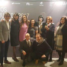 El proyecto bbMiradas impulsado por Autismo Burgos, Fundación Miradas y el Hospital Universitario de Burgos recibe el premio Superación en la gala RTVCYL 8 Burgos