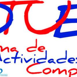 YOUTUEL, Programa de actividades compartidas