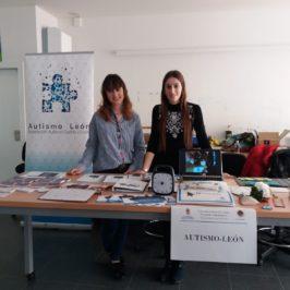 Autismo León, invitada en la I Jornada de Educación Social de la Universidad de León