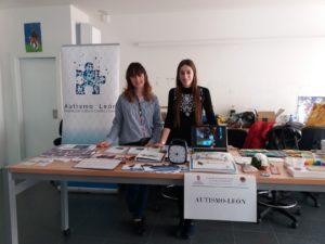Autismo León participa en la Jornada de educación social en la Universidad de León