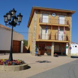Ayuntamiento, Faramontanos de Tábara, Zamora.