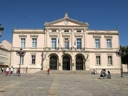 Ayuntamiento de Palencia.