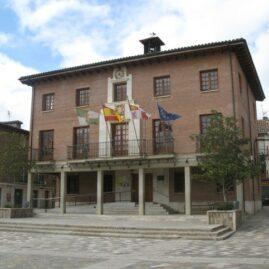 Ayuntamiento de Saldaña, Palencia.