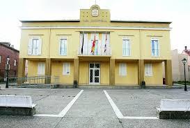 Ayuntamiento de Villamuriel de Cerrato, Palencia.