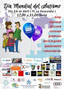 Día Mundial del Autismo, Ariadna, Salamanca.