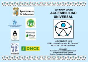 Jornada de Accesibilidad Sanitaria Salamanca