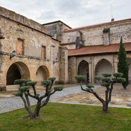 Monasterio de Santa Clara, Medina de Pomar, Burgos.