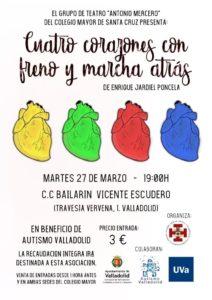 Teatro por el Día Mundial del Autismo