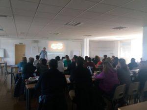 Formación educación sobre Autismo León