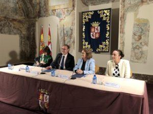 Acuerdo de colaboración Consejería de Educación Junta de Castilla y León y Federación Autismo Castilla y León
