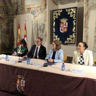 Autismo Castilla y León firma un Convenio de colaboración con la Consejería de Educación de la Junta de Castilla y León