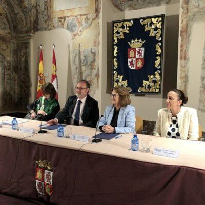 Acuerdo de colaboración Consjería de Educación Junta de Castilla y León y Federación Autismo Castilla y León
