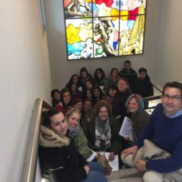 """25 personas se forman en el curso """"Asistentes personales para personas con TEA"""" de la mano de Autismo León"""