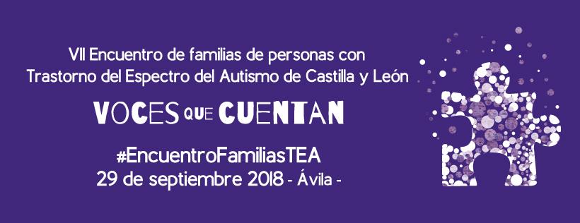 Séptimo Encuentro de familias de personas con autismo de Castilla y León