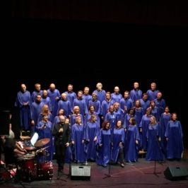 El gospel canta por el autismo