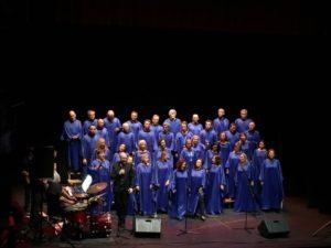 Concierto de Gospel a favor de Autismo Valladolid