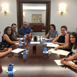 CERMI Castilla y León se reúne con el consejero de Educación para exponerle las demandas del alumnado con discapacidad