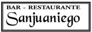 Bar Resturante San Juaniego, colaborador VII Encuentro de Familias de personas con TEA de Castilla y León