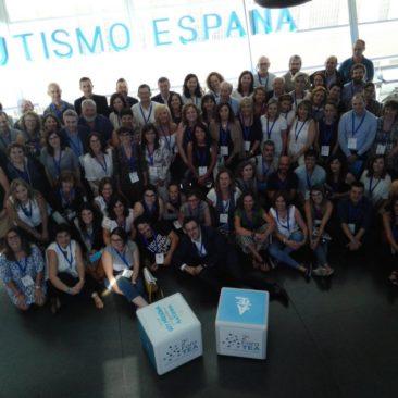 Celebración 2ºForo TEA organizado por Autismo España