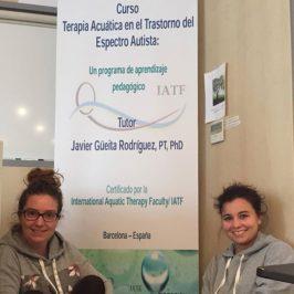 Nuevo proyecto de Terapia acuática para personas con TEA en Palencia