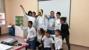 Celebración del Día Mundial de la Música en Autismo Valladolid