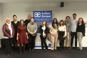 Encuentro de profesionales del proyecto Ipa + Autismo