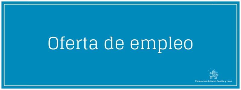 Oferta de empleo. Director/a técnico/a de Federación Autismo