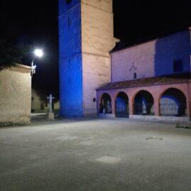 Iglesia de Veganzones, SEGOVIA.