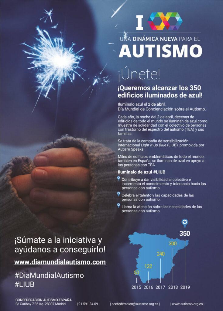 LIUB Dia Mundial Autismo